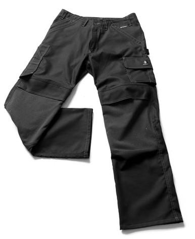 Mascot Lerida Trousers Kevlar Knee Pad Pocket - Black