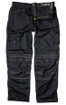 A best selling, great value work trouser in Black