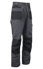 Great Quality Work Trousers, With Tufftex Performance Fabric, Tool Pockets & Knee Pad Pockets