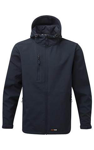 Very Smart  Hooded Softshell, Great Value