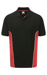 Great Looking, High Quality Two Tone Polo Shirt, Fantastic For a Corporate Uniform
