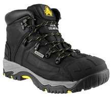 Amblers FS32 Waterproof Safety Boot - Black