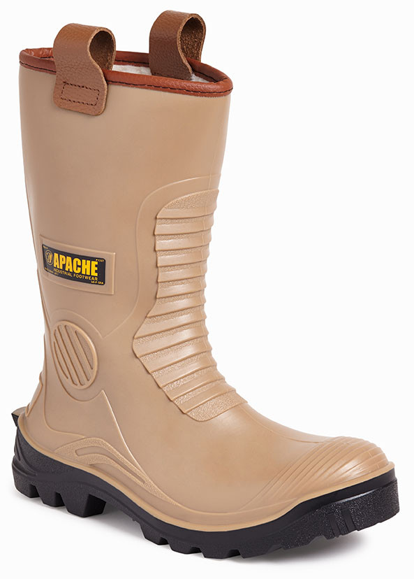 a336b90efd4 Apache Waterproof PVCu Rigger Boots