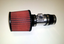 2008+ WRX/STI MegaMAF 83mm Big MAF Short Ram Intake (type '2S')