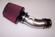 MegaMAF 73mm Big MAF Short Ram Intake - type '2' ('02-'07 WRX/STI)