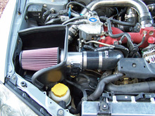 StockMAF 65mm Cold Air Intake ('02-'07 WRX/STI with TurboXS-type FMIC)