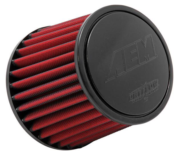 AEM 21-204DK DryFlow Air Filter - 3 5