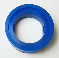 """P&E Butterfly Valve Seat 1-1/2"""" Blue SILICONE DN35"""