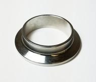 """TC Style Weld Ferrule 1.5"""" x 12.7mm Tri-Clamp 304"""