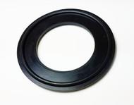 ISO1127 DN80 GASKET BLACK BUNA