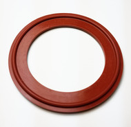 ISO1127 DN80 GASKET RED SILICONE