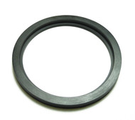 "SMS DN32 FLANGED GASKET 1.25"" ID EPDM"