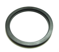 "SMS DN51 FLANGED GASKET 2"" ID EPDM"