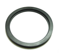 "SMS DN89 FLANGED GASKET 3.5"" ID EPDM"