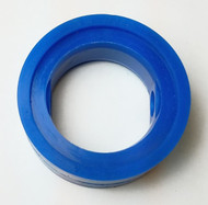 "Brewery Gaskets Butterfly Valve Seat 1-1/2"" Blue SILICONE"