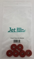 Jet Home Brewing Supply 12-pack EZ Cap Grolsch Style Swing Top Washer