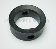 "Butterfly Valve Seat 2.5"" Black EPDM Compatible with Candigra-Inoxpa"