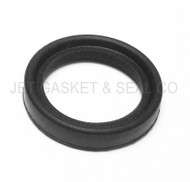 "3/4"" Black EPDM Tri-Clamp Gasket"