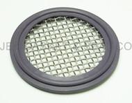 "Tri Clamp Screen Gasket 1.5"" Purple Viton GF600S 10 Mesh"