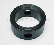 "Definox Butterfly Valve Seat for Pub Systems 1-1/2"" Black EPDM"