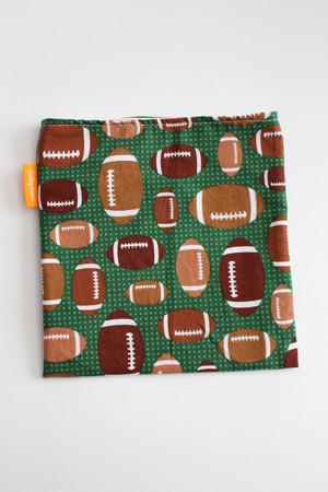 Football snack bag