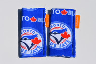 Freezie Cozy 2 pack in blue jays