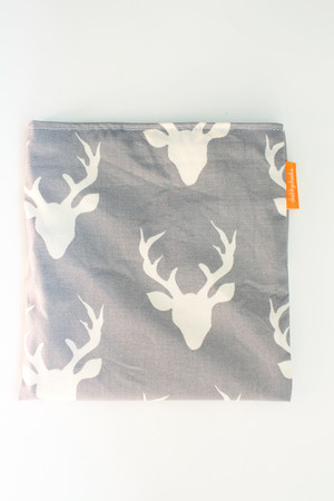 Grey Buck snack bag
