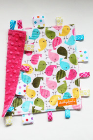 Chicks small tag blanket