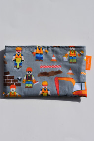Lego Builders small snack bag