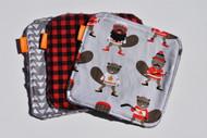 Canadian Hockey Beaver washie pack