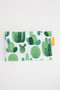 Cactus small snack bag