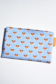 Mini Fox heads small snack bag