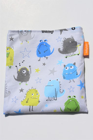 Little Monsters large snack bag