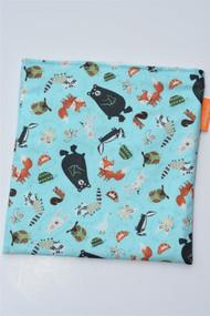 Woodland Animals snack bag