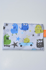 Little Monsters size small snack bag