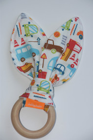 All Vehicles wooden teether