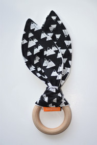 Wooden Teether - Black Mountains
