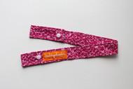 Toy Strap - Pink Swirl