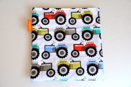 Tractors reusable snack bag