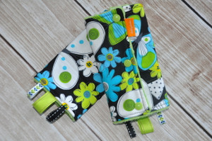 Flutter Flutter baby carrier drool pads