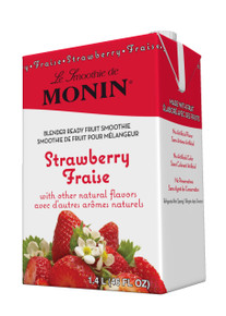 Strawberry Fruit Smoothie Mix