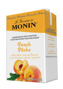 Peach Fruit Smoothie Mix