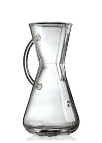 3Cup Chemex with Glass Handle