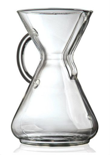 10 Cup Chemex with Glass Handle