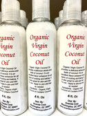 Coconut Extra Virgin Organic Carrier Oil