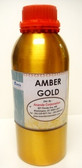 Amber Gold Concentrated Imported Fragrance