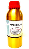 Amber Liquid Concentrated Imported Fragrance
