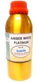 Amber White Platinum