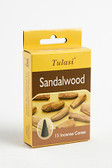 Sandalwood Cone Incense [15 Gram Pack]