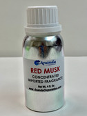 Red Musk Concentrated Fragrance With Aluminum Bottle [4 fl. oz]